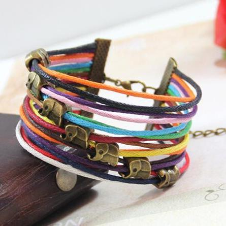 compass bangle bracelet adorn article